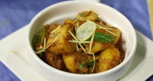 Aalu Karahi Recipe | Dawat