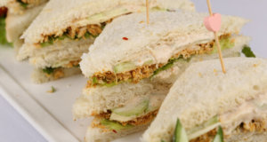 Barbeque Sandwiches Recipe | Masala Mornings