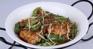 Chargha Karahi Recipe | Lazzat
