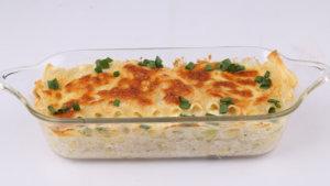 Chicken Corn Lasagna Recipe | Food Diaries