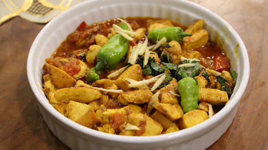 Chicken Ginger Recipe | Tarka