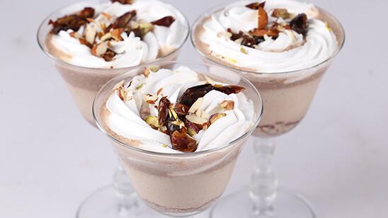 Chocolate Energy Shake Recipe | Tarka