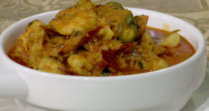 Coconut Prawn Curry Recipe | Tarka