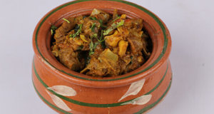 Dum Mutton Handi Recipe | Tarka