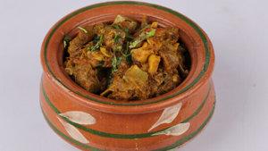 Dum Mutton Handi Recipe   Tarka