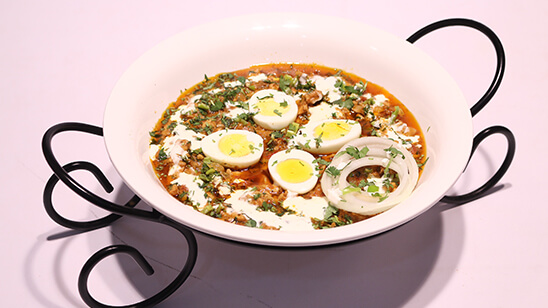 Dhaba-Style Chicken Bharta | Quick Recipes