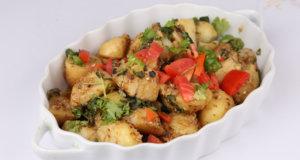 Dum Aalu Recipe | Tarka
