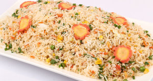 Egg and Vegetable Fried Rice | Quick Recipes