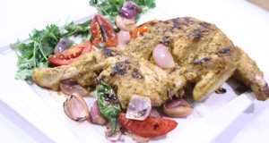 Faham Chicken Recipe | Flame On Hai