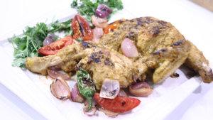 Faham Chicken Recipe | Flame On Hai