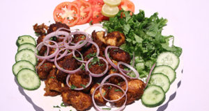 Fried Chicken Tikka Boti Recipe | Lazzat