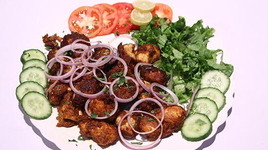 Fried Chicken Tikka Boti Recipe | Lazzat