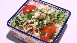 Greek Power Bowl Recipe | Food Diaries
