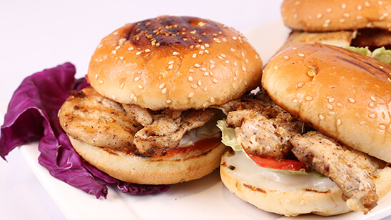 Grilled Chicken Sandwiches | Quick Recipes