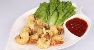 Jheenga Fry Recipe| Flame On Hai