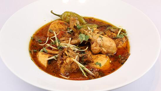 Koyla Chicken Karahi Recipe | Tarka