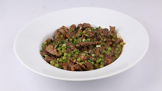 Mongolian Beef Recipe | Lazzat