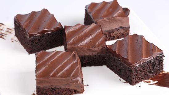 Mud Brownies Recipe | Masala Mornings