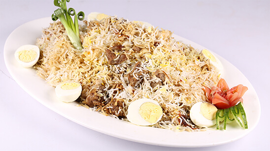 Mutton Nargisi Biryani | Quick Recipes