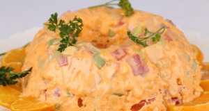 Orange Salad Mould Recipe | Masala Mornings