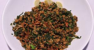 Saag Qeema Recipe | Dawat