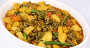 Soye ki Phali aur Aalu Recipe| Tarka