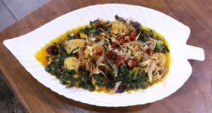 Spinach Chicken Recipe | Lively Weekends