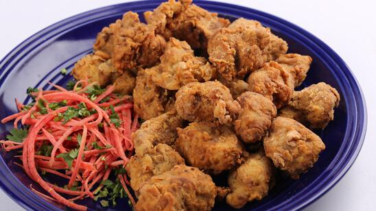 Thai Chicken Bites Recipe | Lazzat