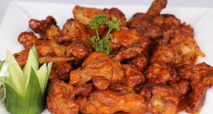 Thai Fry Chicken Wings Recipe | Masala Mornings