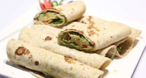 Chapati Rolls | Quick Recipes