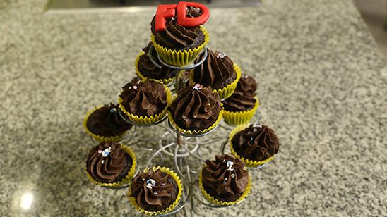 Moist Chocolate Cupcakes Recipe   Food Diaries