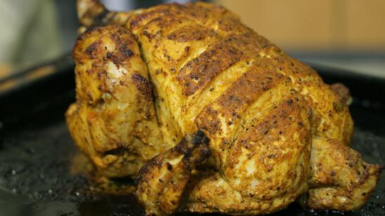 Tarkari Bhara Murgh Recipe | Dawat
