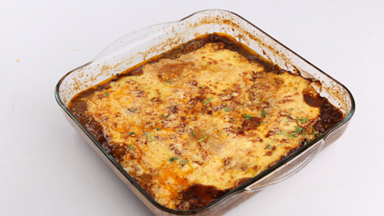 Athenian Mince Bake Recipe | Food Diaries