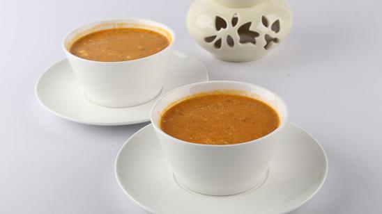 Carrot Orange Soup Recipe | Food Diaries