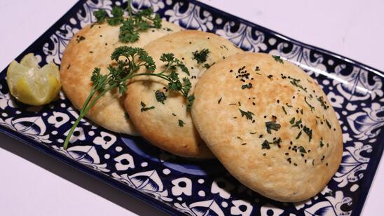 Cheese Stuffed Naan Recipe   Masala Mornings