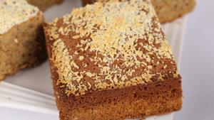 Coffee Walnut Brownies Recipe | Masala Mornings