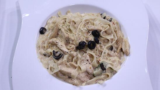 Creamy Italian Pasta Recipe   Lively Weekends