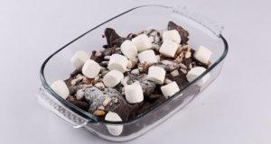 Crunchy Marshmallow Bars Recipe | Zarnak Sidhwa