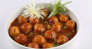 Fried Fish and Prawn Balls Recipe | Lazzat
