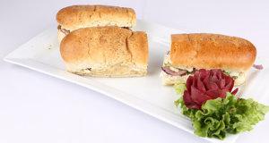 Hoagie Burger | Quick Recipe
