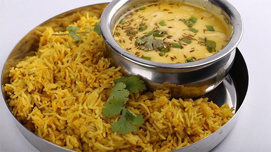 Kala Chana Kadhi   Quick Recipes