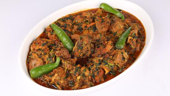 Lahori Mutton Methi Recipe | Tarka