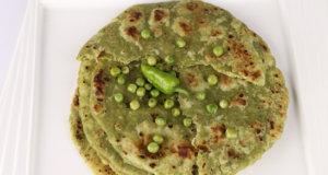 Matar Paratha Recipe | Dawat