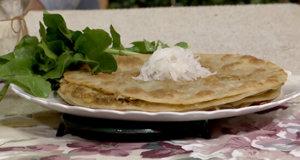 Mooli Kay Parathay Recipe | Lazzat
