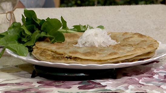 Mooli Kay Parathay Recipe   Lazzat
