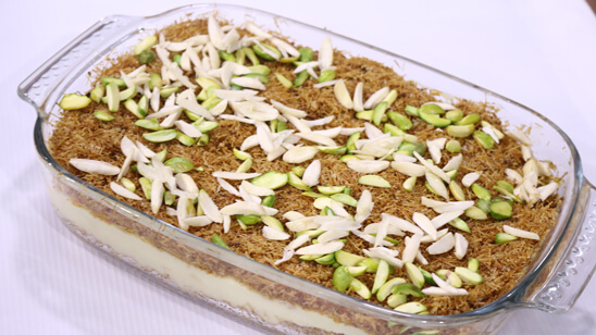 Mughlai Semai Recipe | Lively Weekends