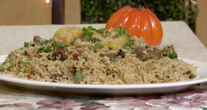 Mutton Pulao Recipe | Tarka