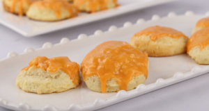 Orange Cookies Recipe | Food Diaries