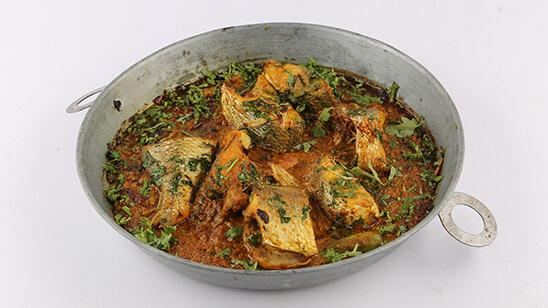 Parat Fish Recipe | Tarka