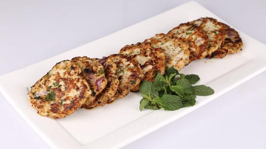 Peshawari Kabab Recipe | Tarka